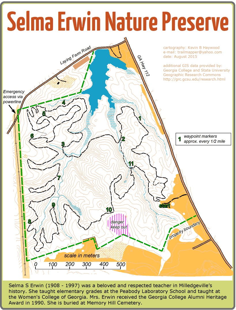 Haywood Mapping Service on